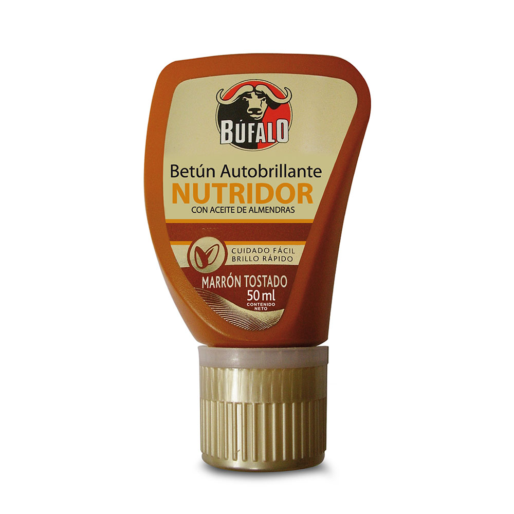Crema nutridora marrón tostado