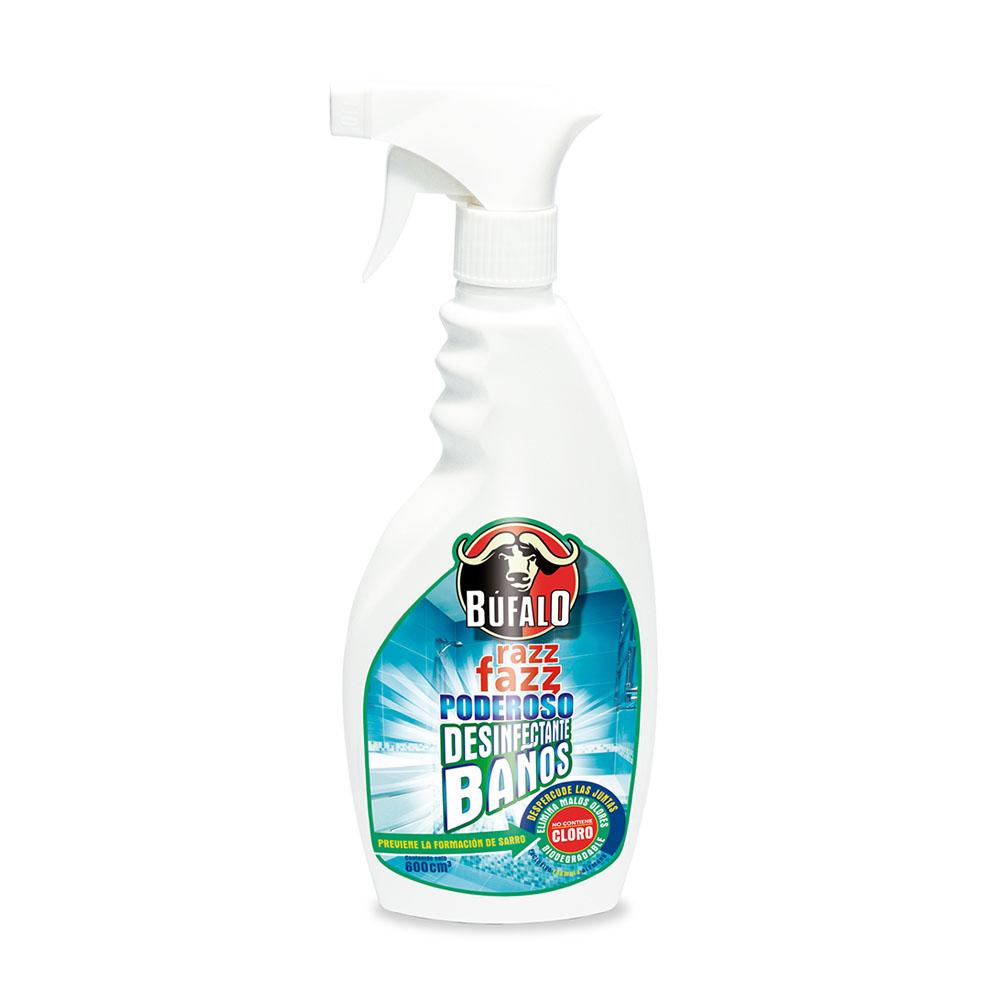 Desinfectante de baños