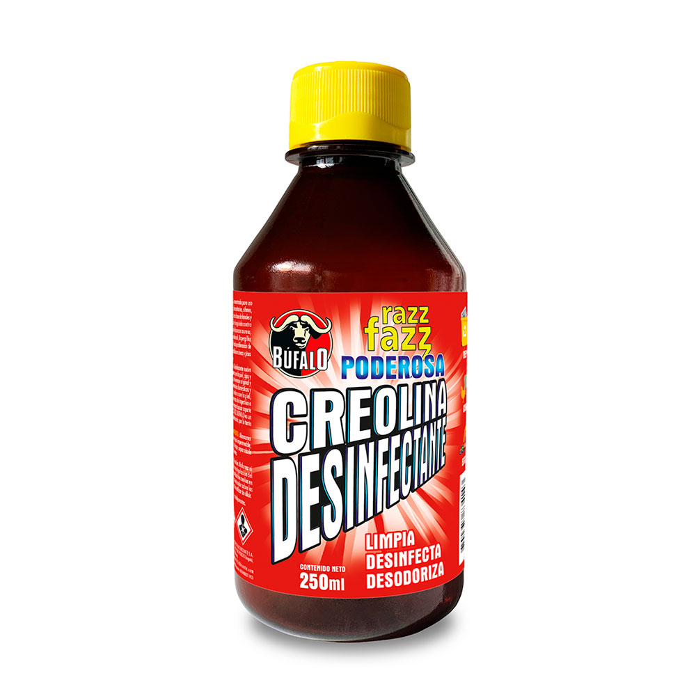 Creolina desinfectante